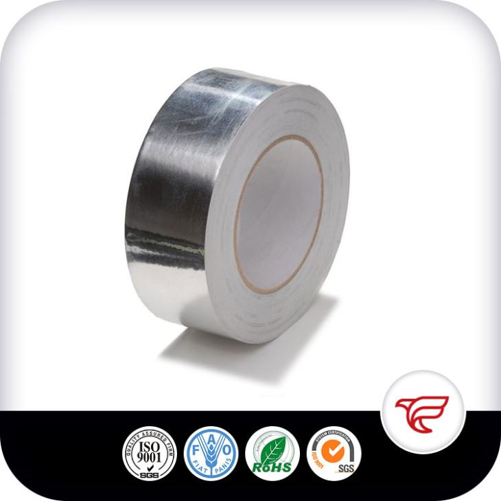 Insulation Aluminium Tape Thickness 40 Μm